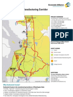 North Puget Sound Manufacturing Corridor, Washington State