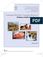 Interfaith Center Budget Primer