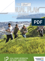 Volume Two of the Draft Annual Plan