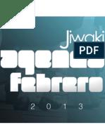 Agenda Jiwaki Febrero 2013
