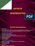 artrite seronegative