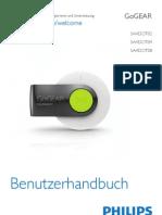 GoGEAR Sounddot Deutsch