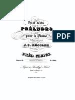 Chopin Preludes