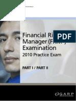 FRM_2010_Practice_Exam