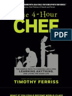 The 4-Hour Chef PDF -- First 70 pages of META section