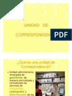 5. Diapositivas Unidad de Correspondencia