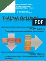 Presentacion Seminario Trauma Oclusal