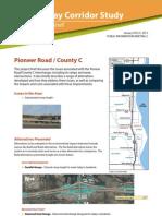 Pioneer+Road County+C