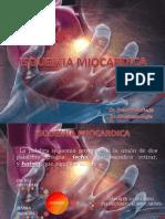 Isquemía miocardica