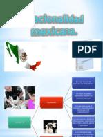 Nacionalidad Mexicana