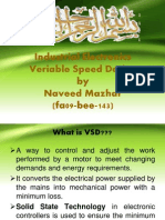 Variable Speed Derive
