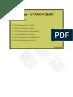 Demo Examen Taller