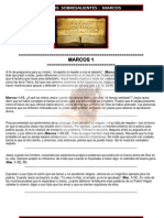 41- Puntos Sobresalientes de La Biblia Marcos 1 a 16 - (Bible Highlights Mark)