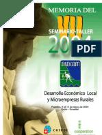 DEL y Empresas Rurales