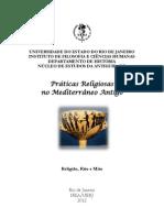 Livro Praticas Religiosas No Mediterraneo Antigo - Volume_II