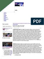 Diseño y aplicación para la medición de la velocidad en el Taekwondo
