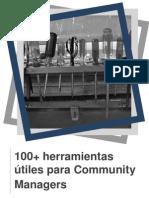 100herramientas para community managers