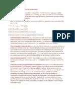 MODELOS DETERMINÍSTICOS DE INVENTARIO