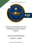 MANUAL DE APLICAÇÕES - SWAT Tecnico