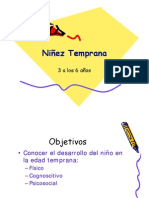 Ninez Temperana