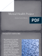 Mental Health Power Point Project