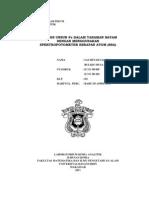 84274918 Laporan Praktikum Aas