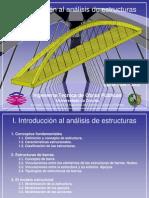 1. Introducción al análisis de estructuras