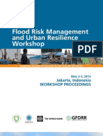 Workshop Proceedings Jakarta Flood Risk Management 2012