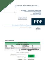 P54 Ecologia y Educacion Ambiental