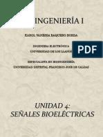 BIO I_SEÑALES BIOELECTRICAS