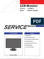 Samsung SyncMaster 943NW Service Manual