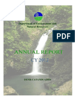 2012 annual narrative  report catanduanes main