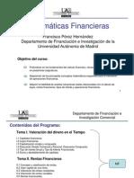Mate Matic as Financier As