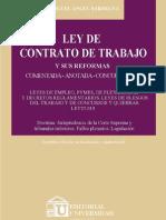 Ley de Contrato de Trabajo Argentina - Comentada - Miguel Angel Sardegna