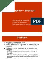AEDS2.11 Shellsort