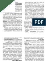 O trabalho de base (CEPIS) Seminário de Formação ML