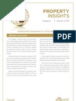 Citigold Property Insights Q42012
