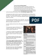 Kolaveridi's case study