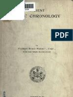Ancient Romic Chronology