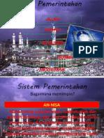 1.3.Sistem Pemerintahan