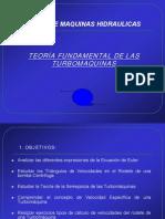 Ppt-ley Fundamental de Las Turbomaquinas (2)