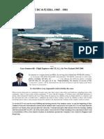 Air New Zealand's DC8 era Part 1