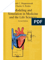 Modelling and Simulation in Medicine and the Life Sciences. 2nd Edition. Chapter 1