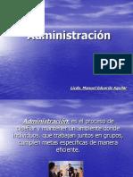Administracion I 1