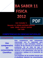 PRUEBAS ICFES_2012_FISICA