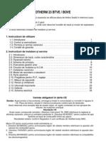 55040382 Carte Tehnica Centrala Termica Protherm Lynx