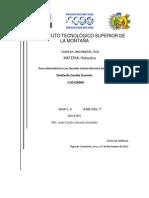 INSTITUTO TECNOLÓGICO SUPERIOR DE       LA MONTAÑA hidraulica