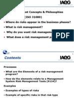 Risk Management Awareness