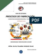 Guia de Procesos de Fabricacion