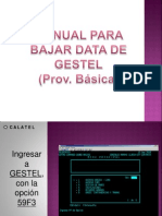 Manual Para Descargar Data Altas Basica
